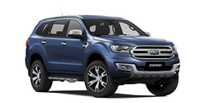New Everest Trend 2.2L 4×2 AT