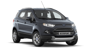 EcoSport 1.5L AT Titanium Black Edition
