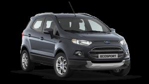EcoSport 1.5L AT Titanium Black Edition
