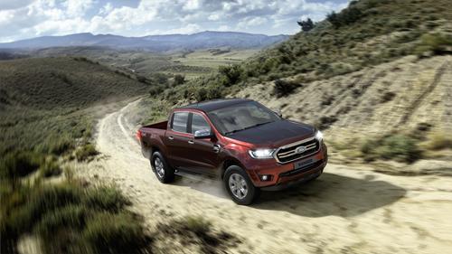 Ranger vào Top 5 xe bán chạy, giúp Ford tăng trưởng 91%