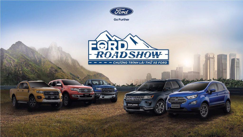 Roadshow – Chương trình lái thử xe lớn nhất trong năm của Ford Vietnam đã chính thức bắt đầu!