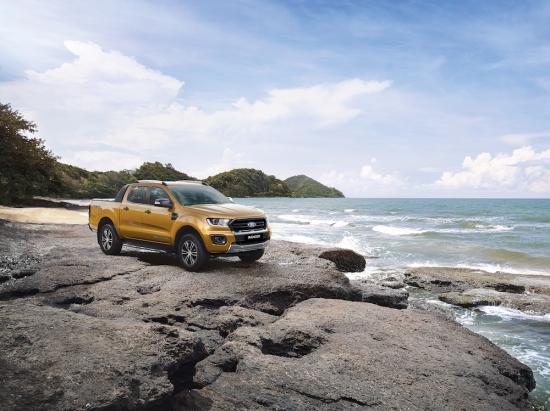 Ford Việt Nam giới thiệu Ranger phiên bản đặc biệt với giá 799 triệu đồng
