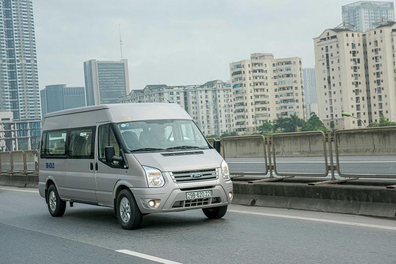 Ford Transit tăng bảo hành tới 200.000 km hoặc 3 năm