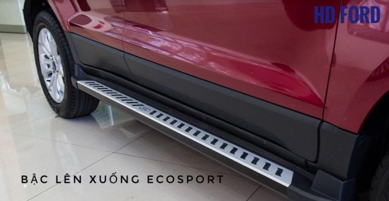 Bậc lên xuống xe Ecosport