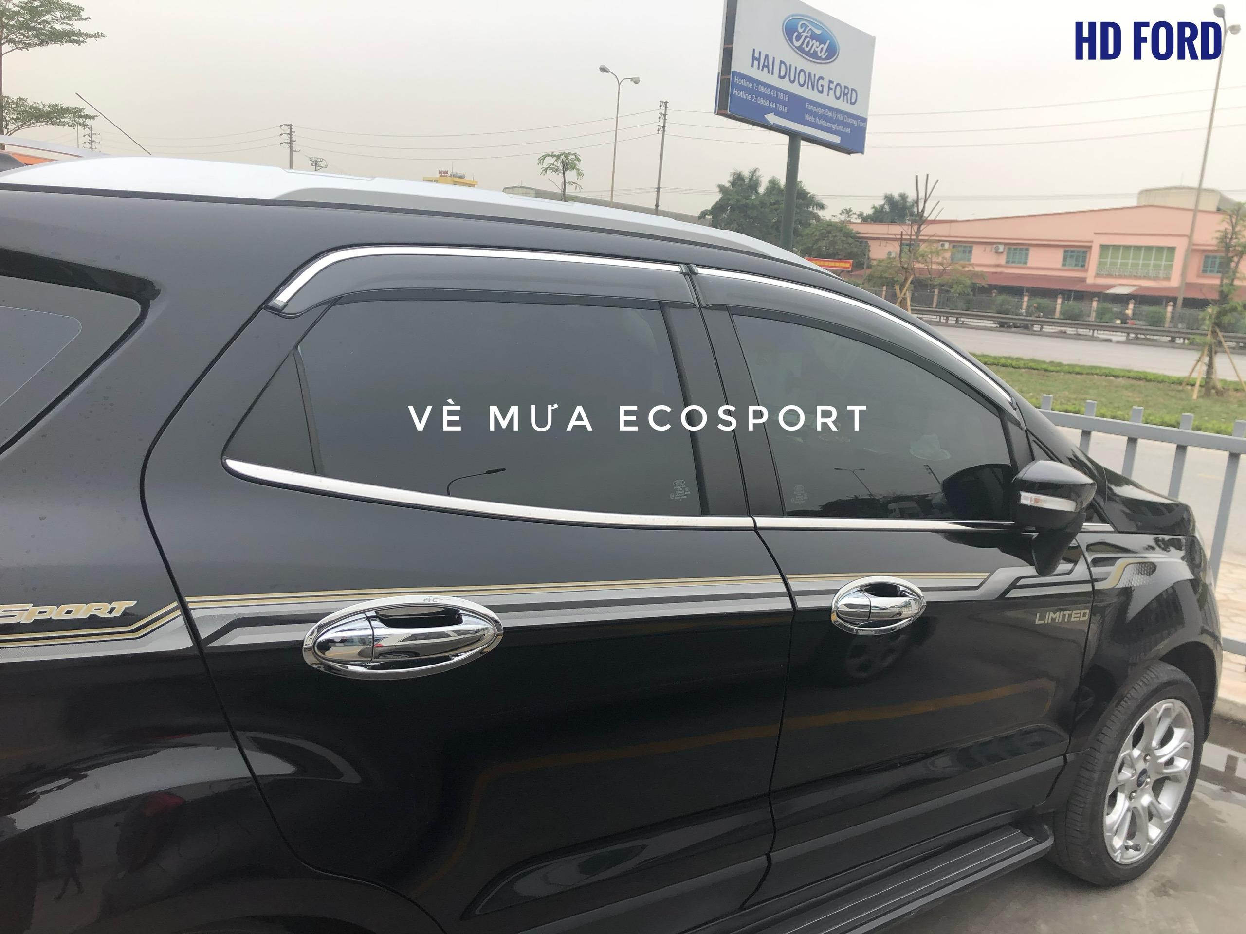 Vè mưa xe Ecosport
