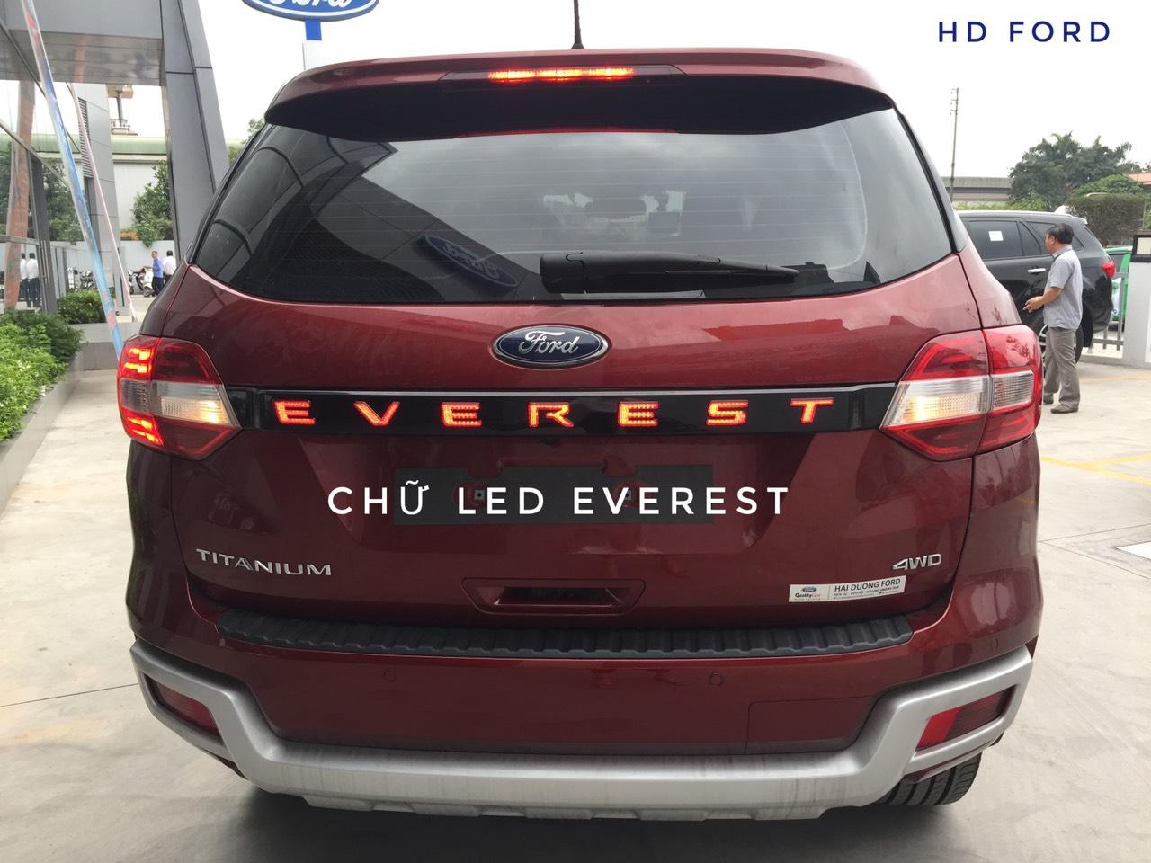 Chữ LED Everest